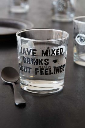 I Have Mixed Feelings About Drinks Tumbler
