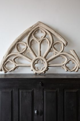 Image of the Large Gothic Arch Wall Decor