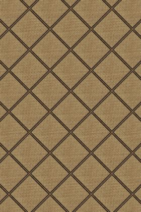 NLXL MRV-26 Framed Webbing Wallpaper by Mr & Mrs Vintage - ROLL