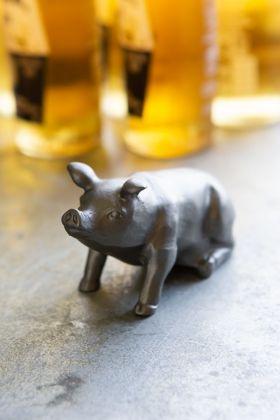 Lifestyle image of the Pig Bottle Opener