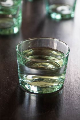 Image of the Traditional French Sidra Glass