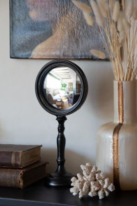 Image of the Tall Convex Vanity Mirror