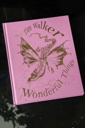 Image of the front cover of the Tim Walker: Wonderful Things Book