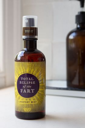 Lifestyle image of the Total Eclipse Of The Fart Lavatory Mist