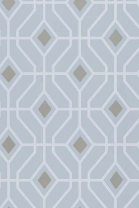 Designers Guild Majolica Collection - Laterza Wallpaper - Delft PDG1026/04 - ROLL