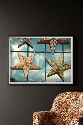 Lifestyle image of the Stars Art Print
