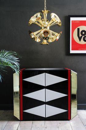 Geometric Daytona Cabinet