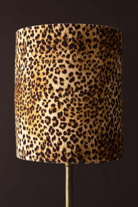 Image of the Rockett St George Leopard Love Leopard Print Lamp Shade - Large