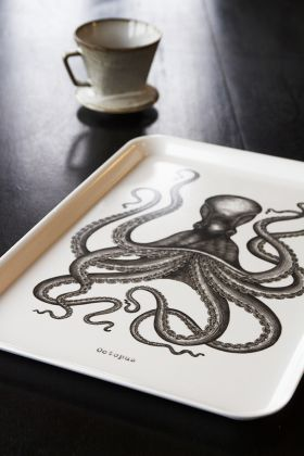 Lifestyle image of the Octopus Tray