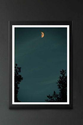 Unframed Reaching Art Print By Lordt - 40cm x 30cm