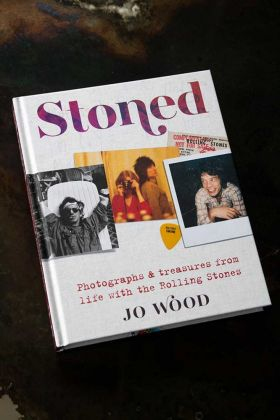 Image of the book Stoned By Jo Wood