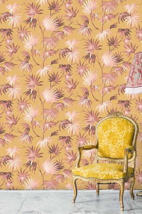 Va Va Frome Wallpaper by Pearl Lowe - Sunset WM-227 - ROLL