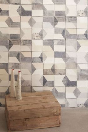 Smink Things After Lowry Tile Wallpaper - ROLL