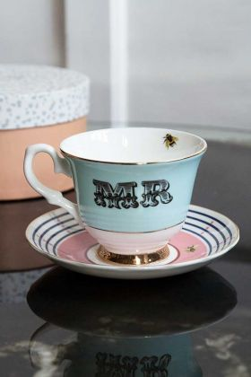Image of the Mr Teacup & Saucer