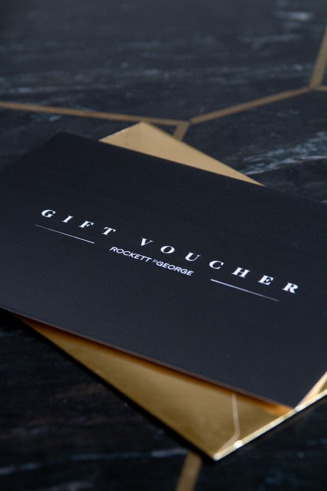 Image of the Rockett St George Gift Voucher
