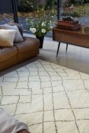 Image of  the Amira 004 Moroccan Inspired 100% Wool Rug - 120cm x 170cm