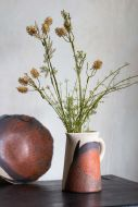 Lifestyle image of the Artisan Earthy Hand Painted Jug