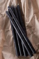 Image of a bunch of Tall Black Candles