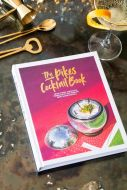 Image of the front cover of the the pikes cocktail book: rock 'n' roll cocktails from one of the world's most iconic hotels
