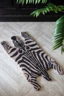 Zebra Doormat