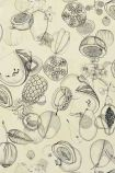Christian Lacroix Nouveaux Mondes Collection - Agua Parati Wallpaper - Amande PCL663/04 - ROLL