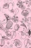 Christian Lacroix Nouveaux Mondes Collection - Agua Parati Wallpaper - Bougainvillier PCL663/03 - ROLL