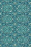 detail image of Cole & Son The Albemarle Collection - Piccadilly Wallpaper - Teal 94/8043 - ROLL