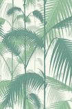 Cole & Son Contemporary Restyled - Palm Jungle Wallpaper - Teal 95/1002 - ROLL