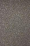 detail image of Osborne & Little Pardus Wallpaper - Metallic Gold W6758-03 - ROLL leopard print
