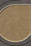 NLXL VOS-12 Vintage Drops Webbing Wallpaper by Studio Roderick Vos - Grey - SAMPLE