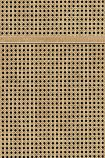 NLXL VOS-15 Vintage Square Webbing Wallpaper by Studio Roderick Vos - Maple - SAMPLE