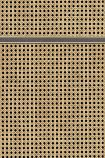 NLXL VOS-17 Vintage Square Webbing Wallpaper by Studio Roderick Vos - Grey - SAMPLE