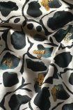 detail image of Sloane Sofa in Giraffe Mono fabric