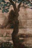 Chinoiserie Wallpaper Mural - Zilant Rose Pink 7900191 - MURAL