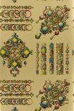 Christian Lacroix Belles Rives Collection - La Main Au Collet Wallpaper - Dore PCL020/09 - ROLL