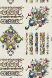 Christian Lacroix Belles Rives Collection - La Main Au Collet Wallpaper - Bougainvillier PCL020/10 - ROLL