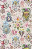 Christian Lacroix Incroyables et Merveilleuses Collection - Cocarde Wallpaper - Opiat PCL694/01 - ROLL