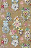Christian Lacroix Incroyables et Merveilleuses Collection - Cocarde Wallpaper - Or PCL694/04 - ROLL