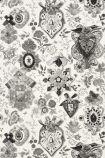 Christian Lacroix Incroyables et Merveilleuses Collection - Cocarde Wallpaper - Lys PCL694/05 - ROLL
