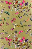 Christian Lacroix Nouveaux Mondes Collection - Mariposa Wallpaper - Or PCL666/05 - ROLL