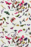 Christian Lacroix Nouveaux Mondes Collection - Mariposa Wallpaper - Perroquet PCL666/01 - ROLL