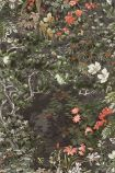 Close-up sample image of Woodland Wallpaper by Cole & Son