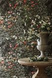 Lifestyle image of Woodland Wallpaper by Cole & Son