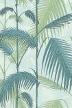 Cole & Son Icons Collection - Palm Jungle Wallpaper - Seafoam 112/1001 - ROLL