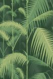 Cole & Son Icons Collection - Palm Jungle Wallpaper - Forest Green 112/1003 - ROLL