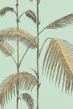Cole & Son Icons Collection - Palm Leaves Wallpaper - Mint & Yellow 112/2006 - ROLL