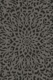 Cole & Son Martyn Lawrence Bullard Collection - Medina Wallpaper - Pewter & Charcoal 113/7018 - ROLL