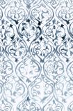 Designer Guild Majolica Collection - Arabesque Wallpaper - Graphite PDG1029/02 - ROLL