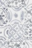 Designers Guild Majolica Collection - Pesaro Wallpaper - Graphite PDG1021/02 - ROLL
