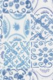 Designers Guild Majolica Collection - Pesaro Wallpaper - Cobalt PDG1021/01 - ROLL